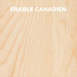 érable canadien