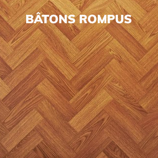 BÂTONS ROMPUS