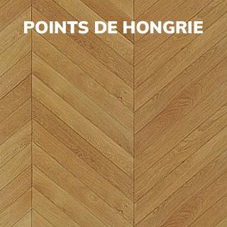 POINTS DE HONGRIE