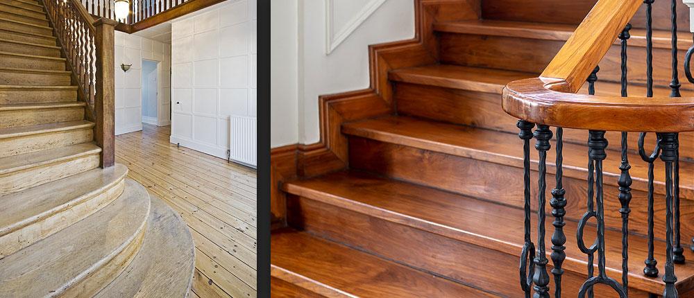 comment rénover votre escalier