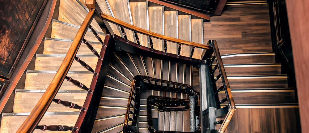 solutions pour la rénovation d'escalier à lyon